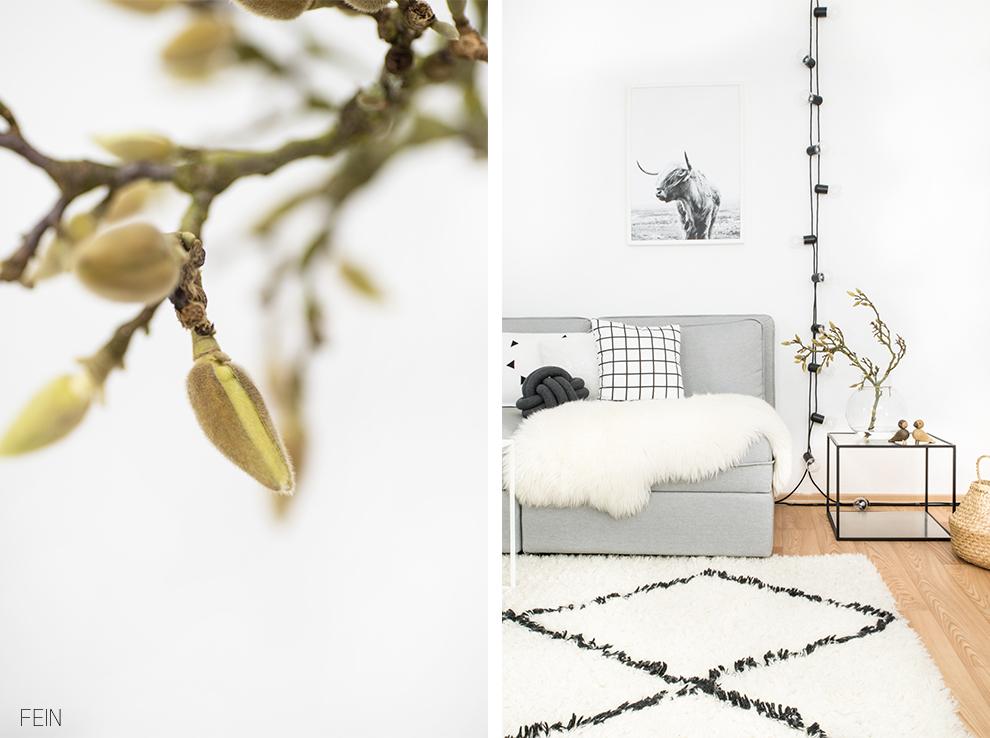 Scandi stil natur deko fein und fabelhaft for Scandi deko