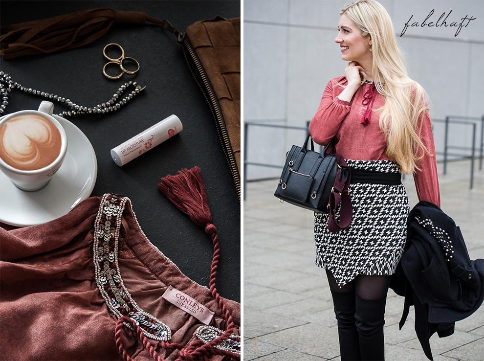 Trendfarbe Rost Folklore Ethno Azteken Style Mode Fashion Trend Whamisa Lip Moisture Beauty 3