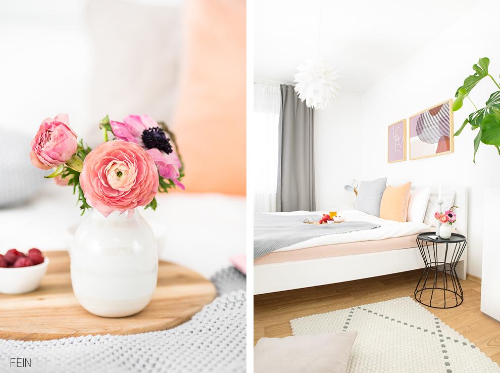 Farbtrends Schlafzimmer