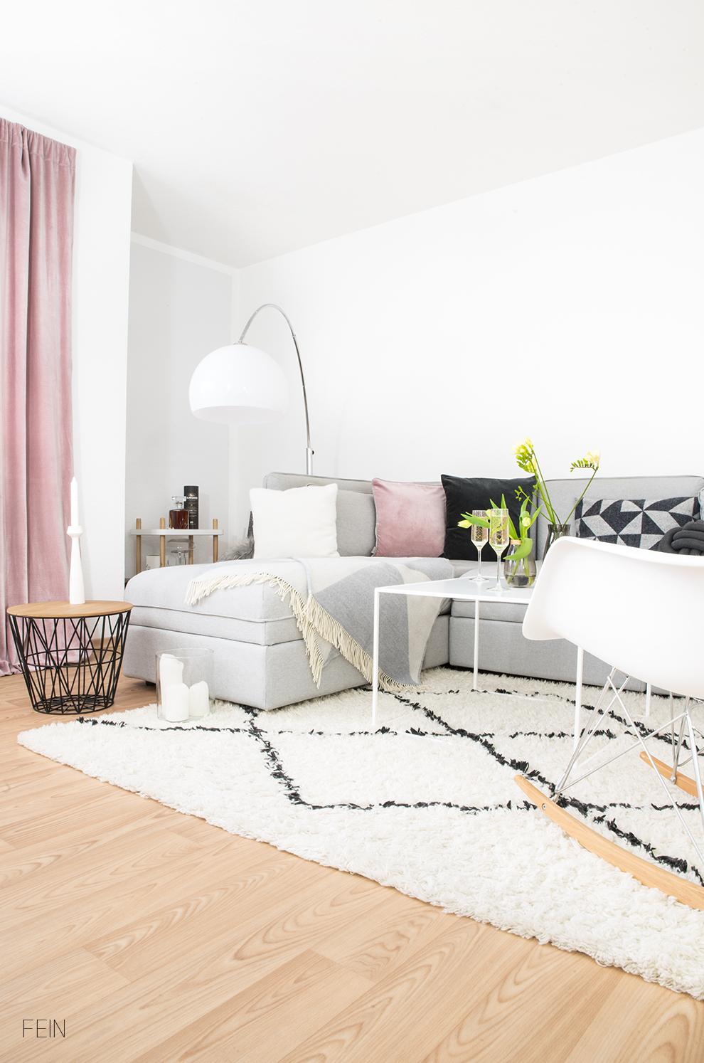 Grafische Muster Interior Design