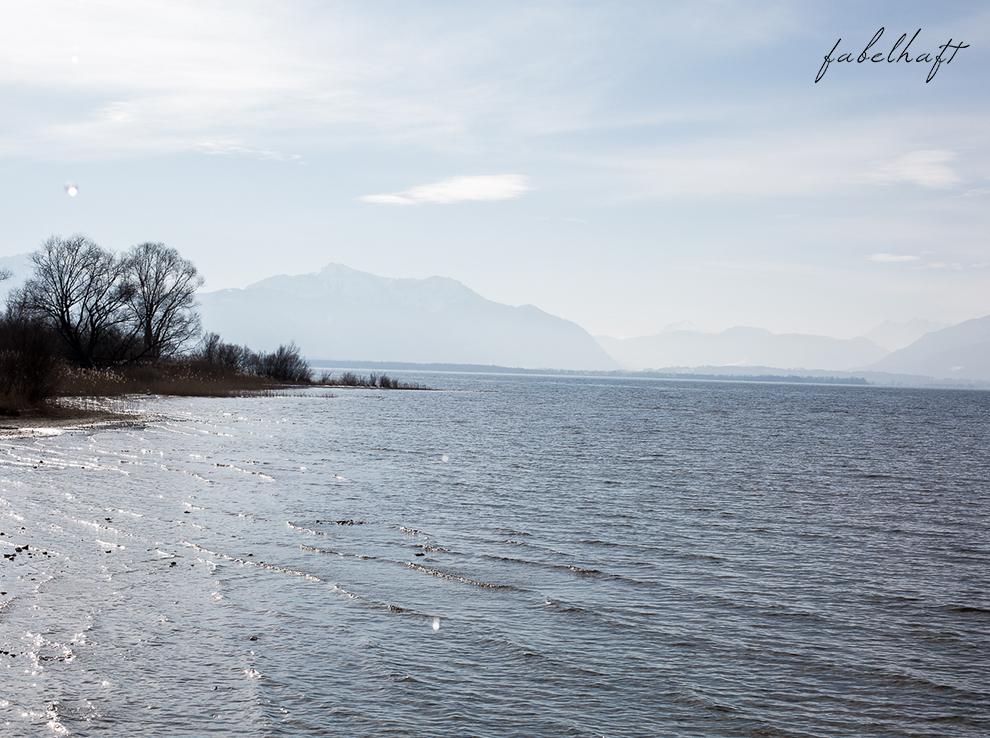 Urlaub Winter Chiemsee Travel Diary Blogger Rosenheim Ising Chieming Alpen Bayern 10