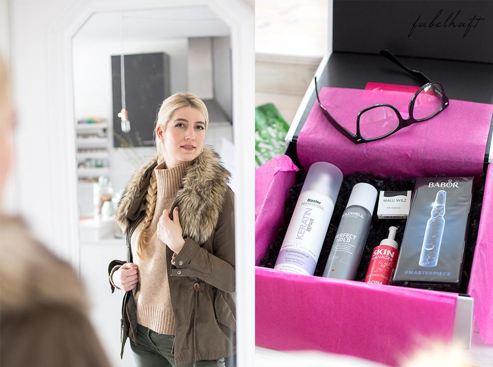 Basler Beauty Beautybox Blond Blogger Homestory Küche Khaki Fashion Pre summer Detox 5