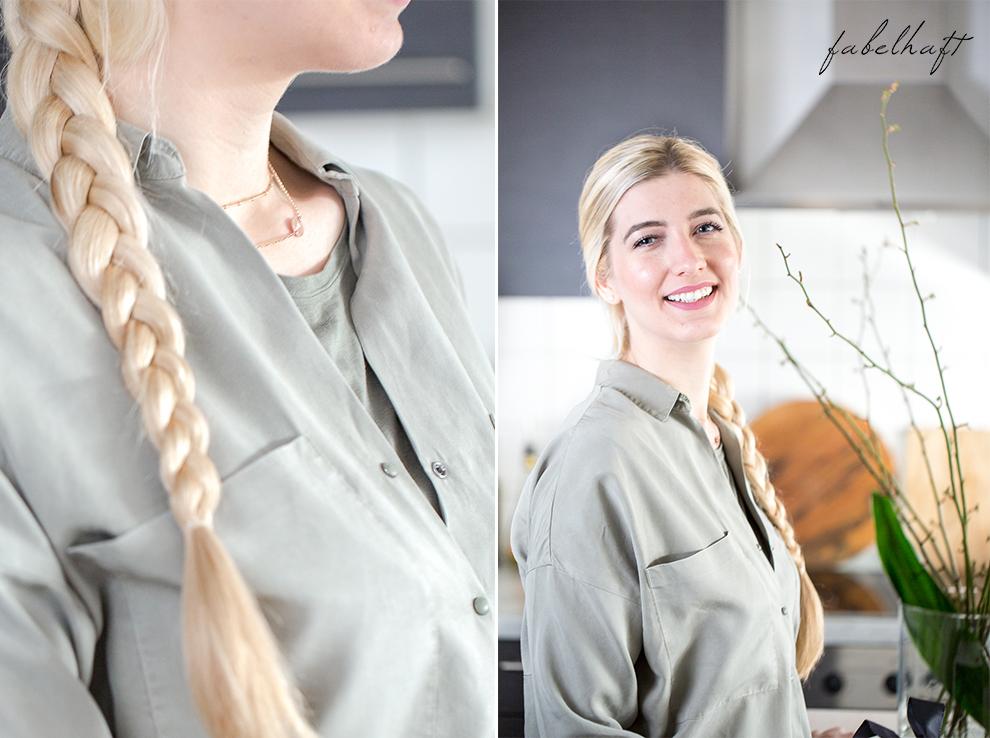 Basler Beauty Beautybox Blond Blogger Homestory Küche Khaki Fashion Pre summer Detox 6