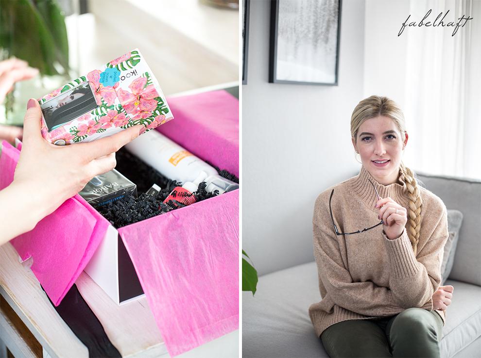 Basler Beauty Beautybox Blond Blogger Homestory Küche Khaki Fashion Pre summer Detox 9