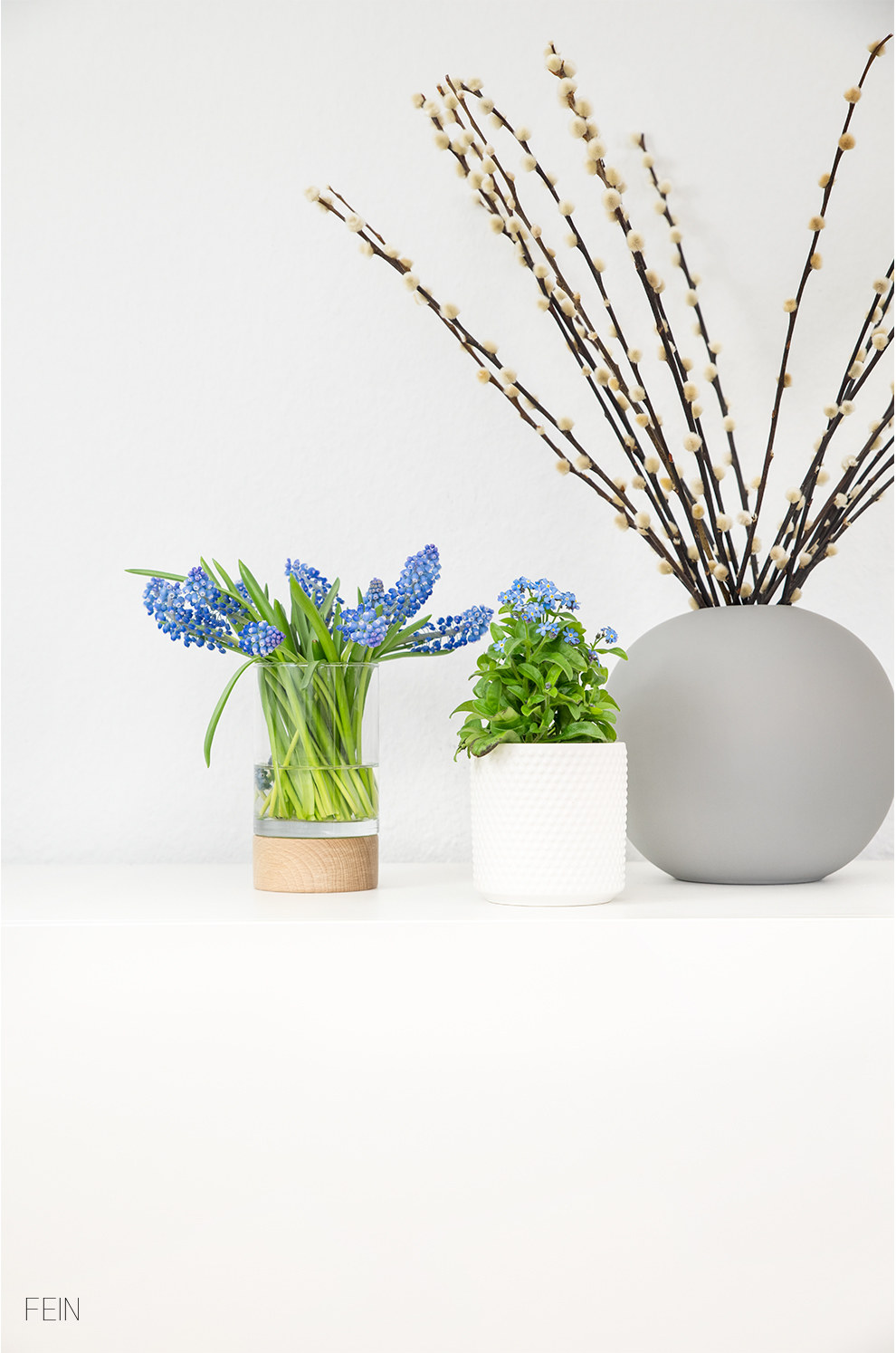 Kuchentrend Blüten Frühling Spring 2018