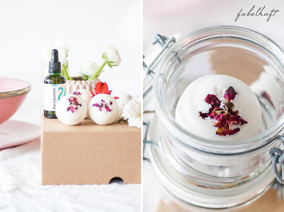 Naissance DIY Badebombe Fizz Badekugel Homemad Selber machen Lemon Kit Set Beauty Badewanne Bath 9