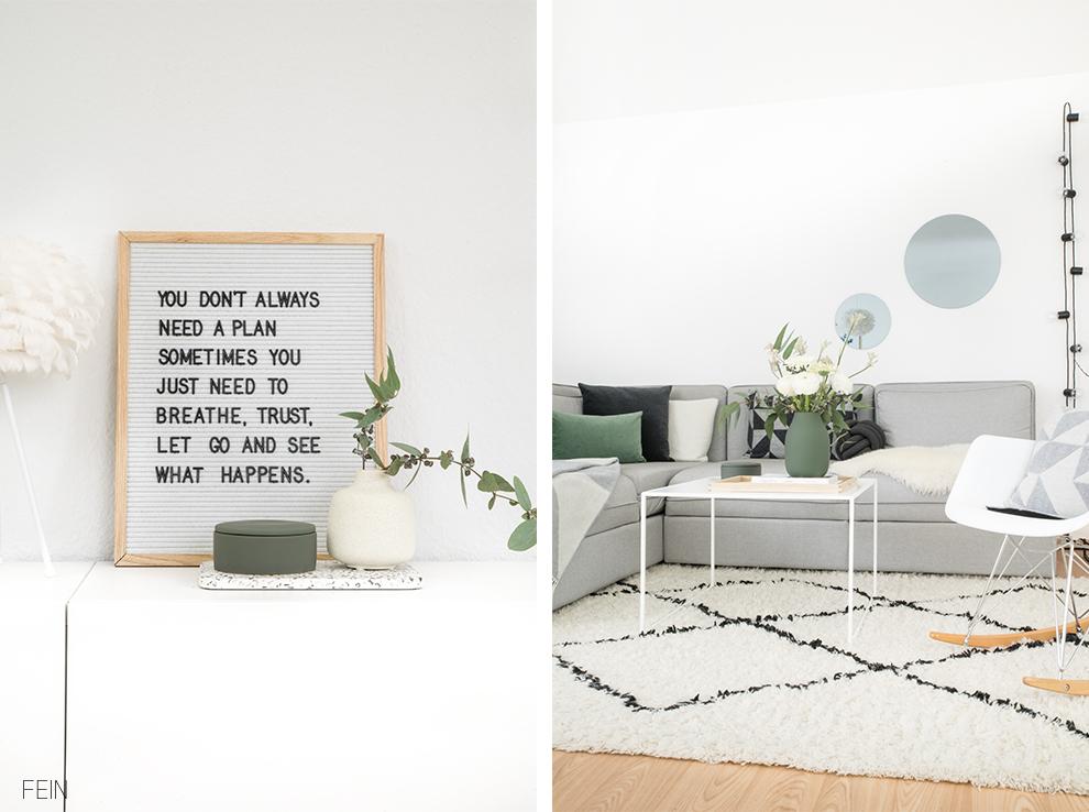 Interior Lieblinge im skandinavischen Stil - Fein und Fabelhaft
