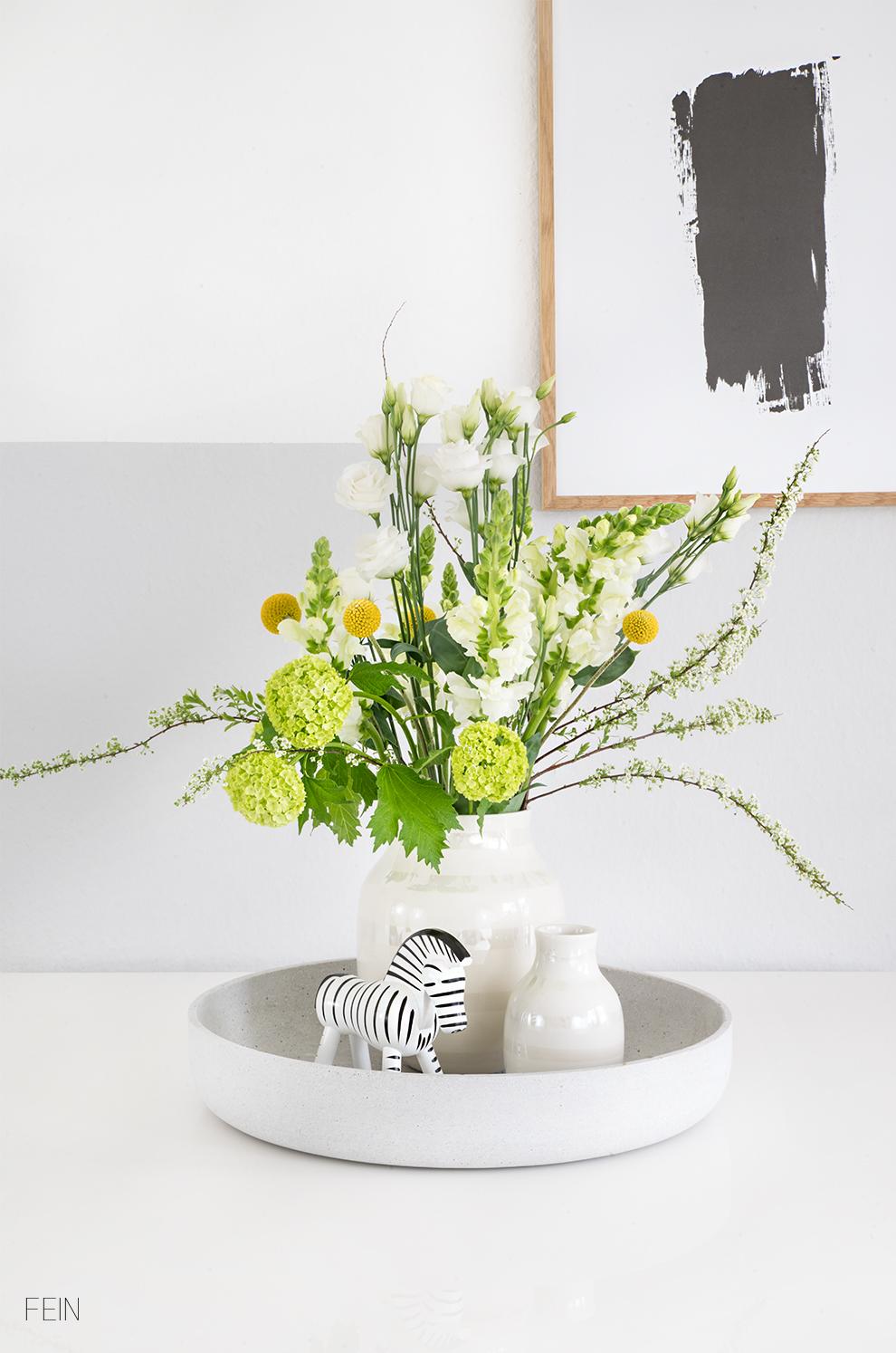 Interior Guide: schwarz weiße Einrichtung - Fein und Fabelhaft