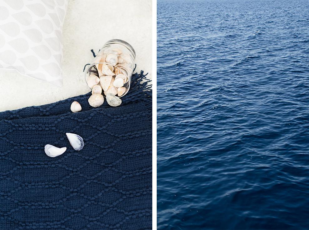 Sommer Meer Wellen