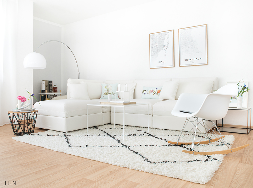 Sommerwiese Wohnzimmer Natur