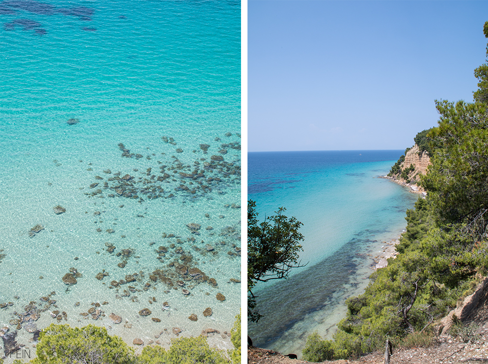Urlaub Meer Griechenland