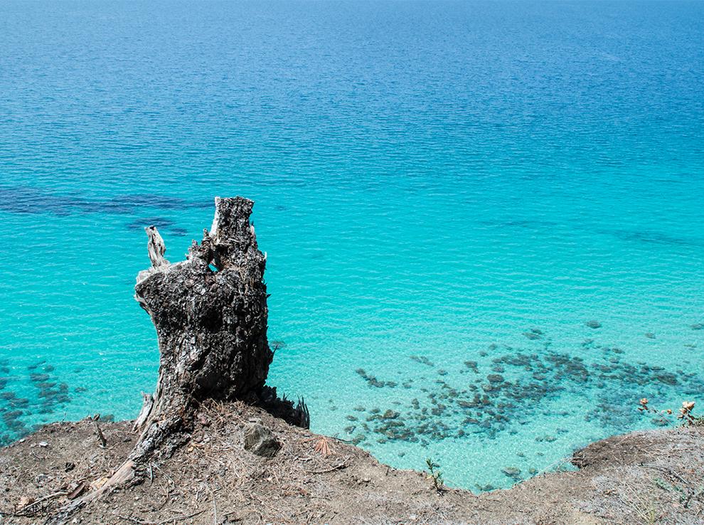 Urlaub Meer Türkisblau