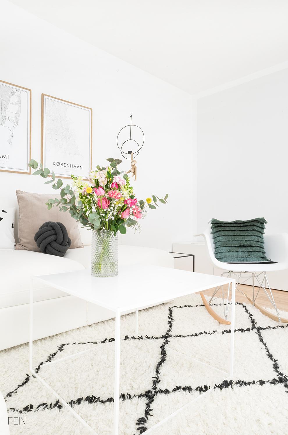 Stilmix Wohnzimmer