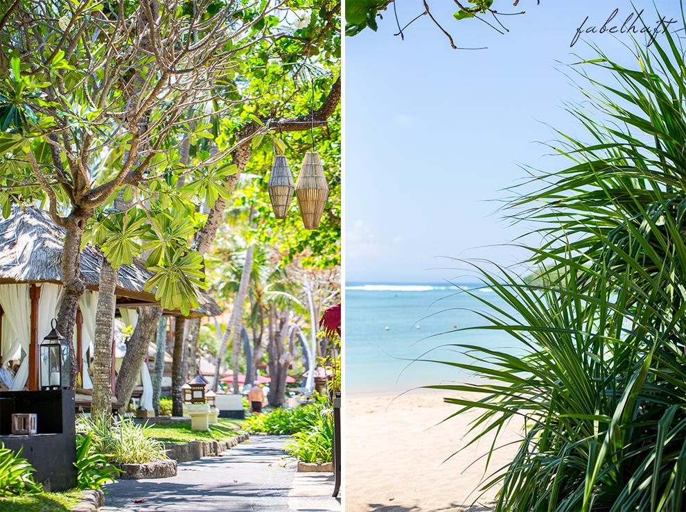 Bali Nusa Dua The Lagoon Meridien A Luxury Collection Strand Beach Flitterwochen Urlaub 4