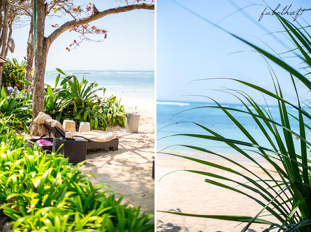 Bali Nusa Dua The Lagoon Meridien A Luxury Collection Strand Beach Flitterwochen Urlaub 6