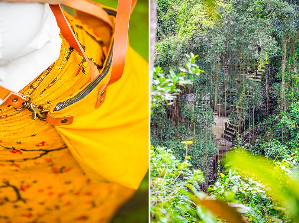 Bali Ubud Natur Urwald Regenwald Dschungel Maya Resort Flitterwochen Urlaub 4