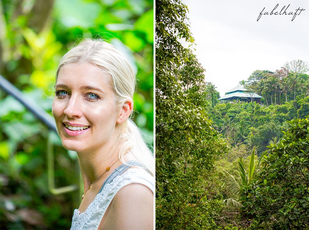 Bali Ubud Natur Urwald Regenwald Dschungel Maya Resort Flitterwochen Urlaub 5