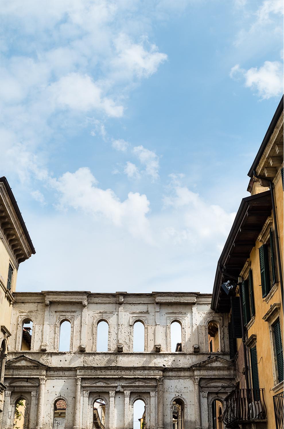 Urlaub Italien Verona