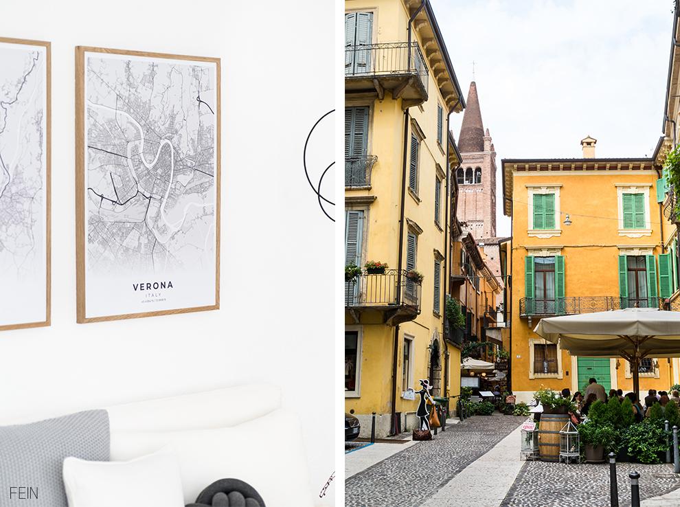 Verona City Stadt Italien