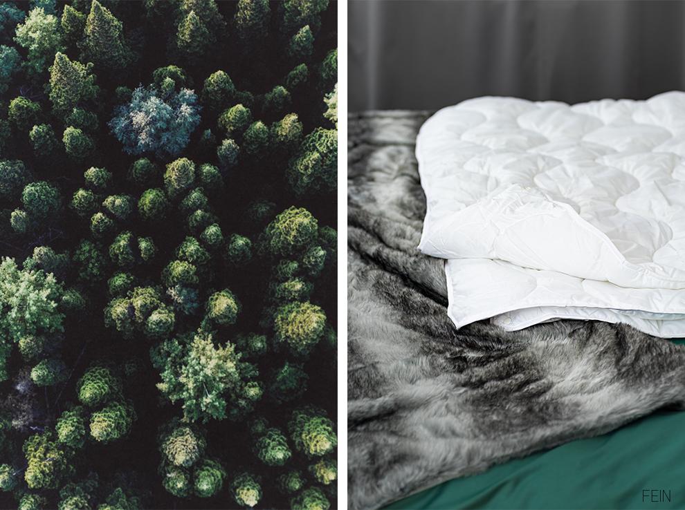 Weld Bettdecke Jahreszeiten