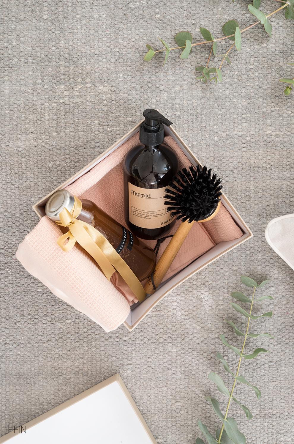 Geschenke Box Küche