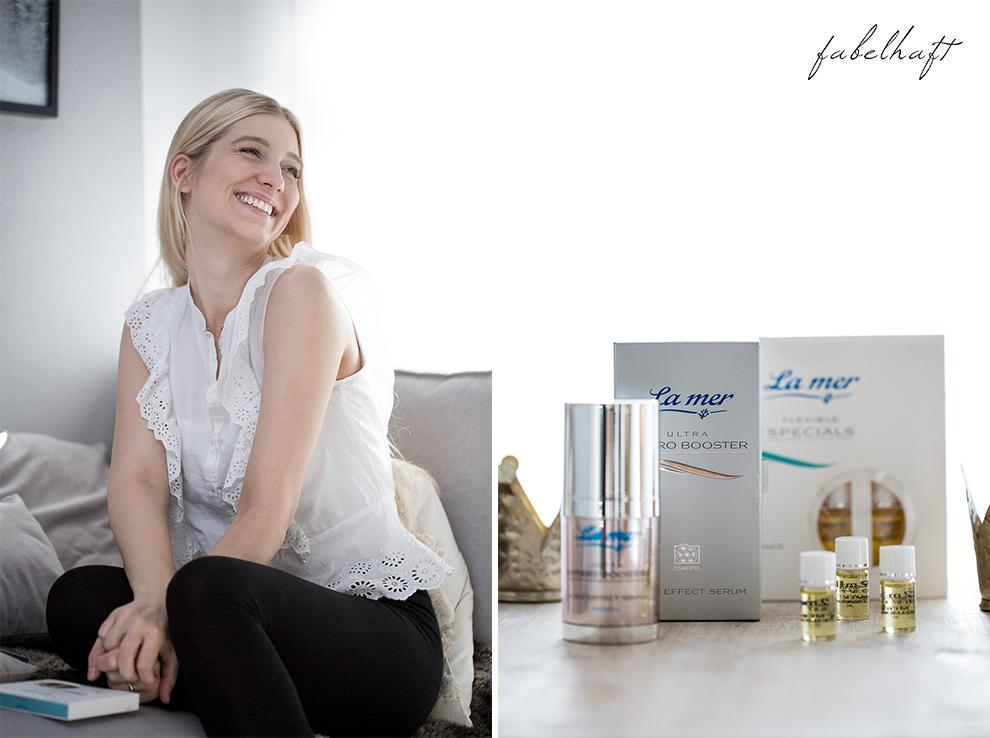 La Mer Serum Hautpflege WInter Geschenk Weihnachten Skincare Hydro 3