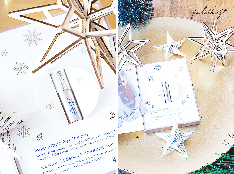 La Nature Weihnachten Geschenk Kosmetik Orange Advent Beauty Blogger Fein und Fabelhaft 4