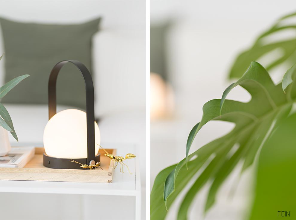 Lampe Interior