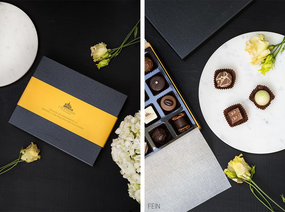 Pralinen Lauenstein Schokolade