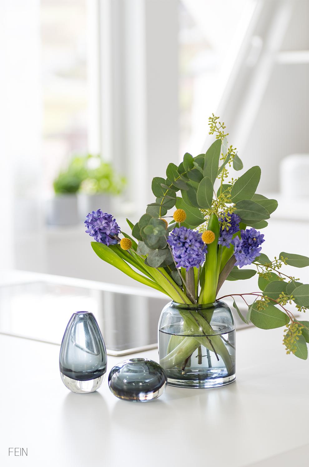 Pflanzen Schnittblumen Vasen