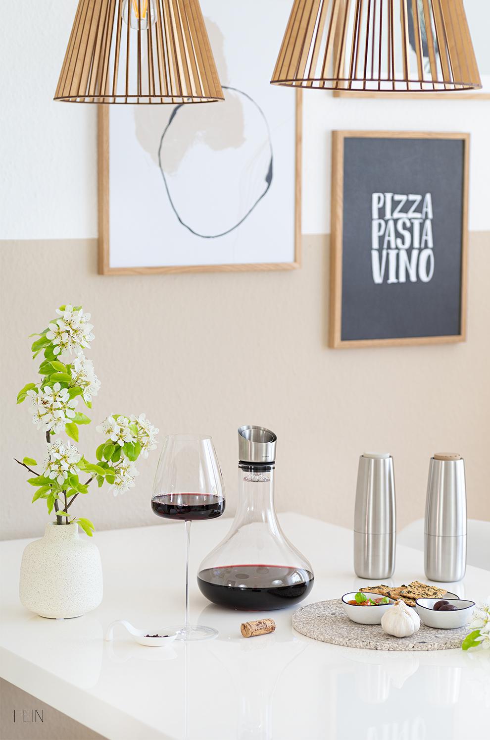 Italien Wein Sommer