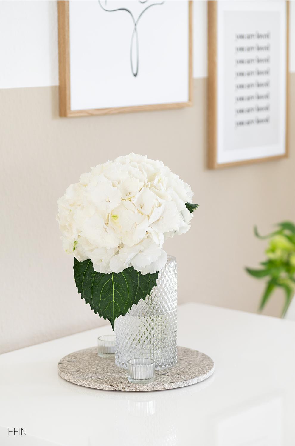 Inneneinrichtung Blumen