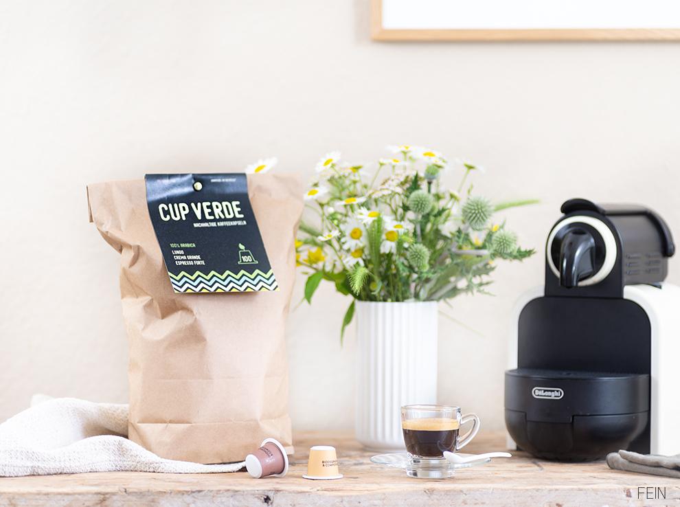 Kaffee Nespresso ohne Aluminium