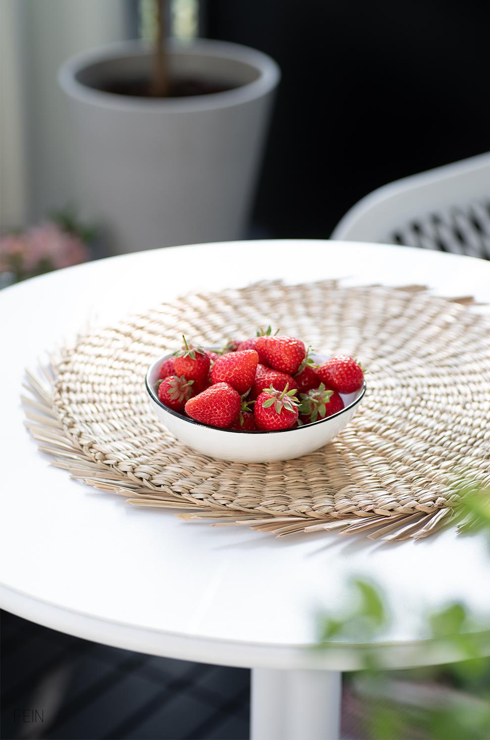 Sommer Früchte