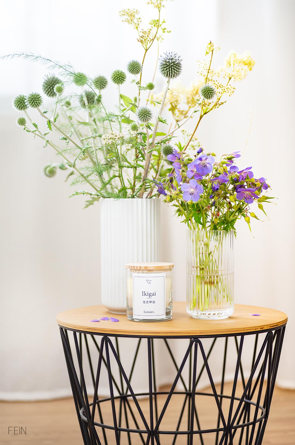 Wiesenblumen Sommer Deko