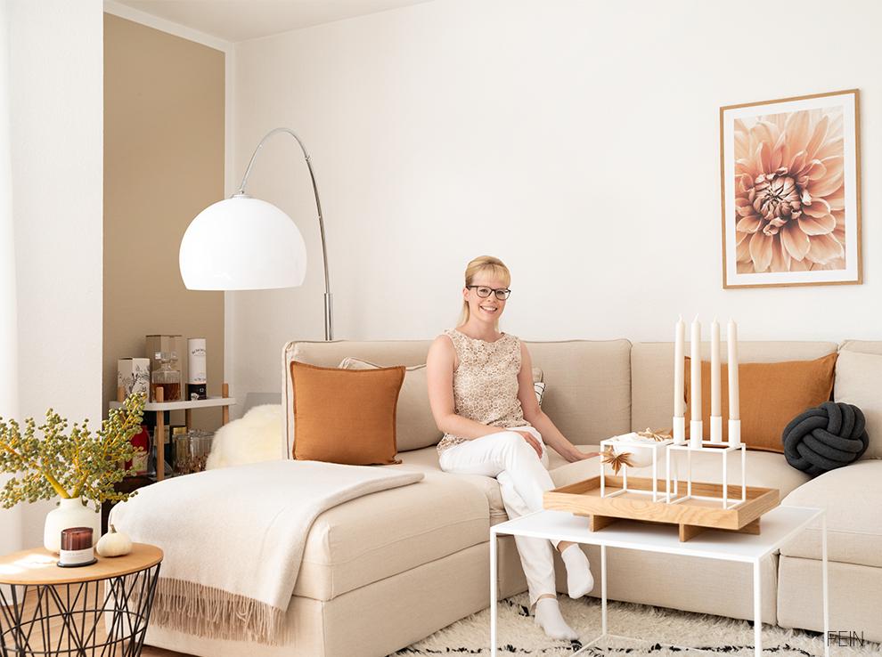 Leinen Sofa Comfortworks 2