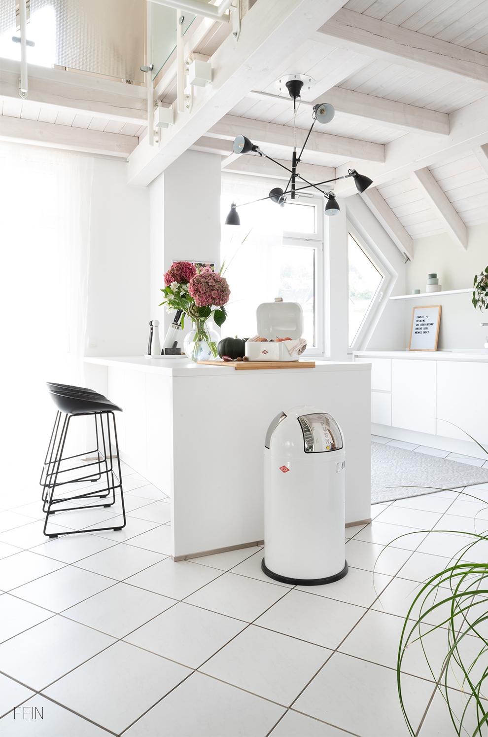 Mülleimer Design Küche