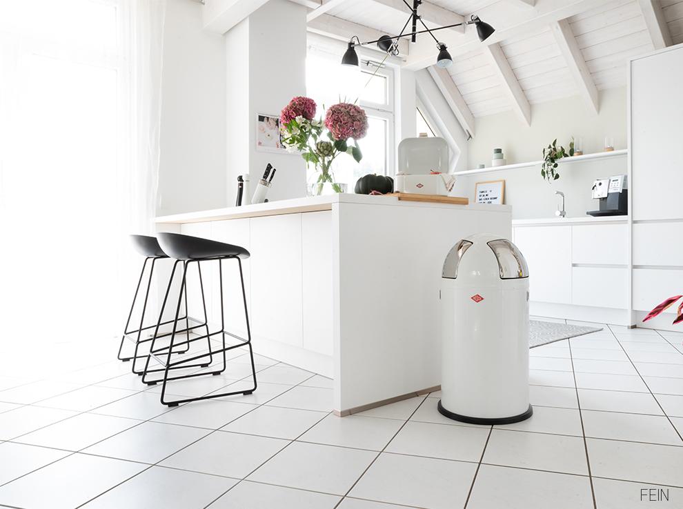 Mülleimer Küche Design