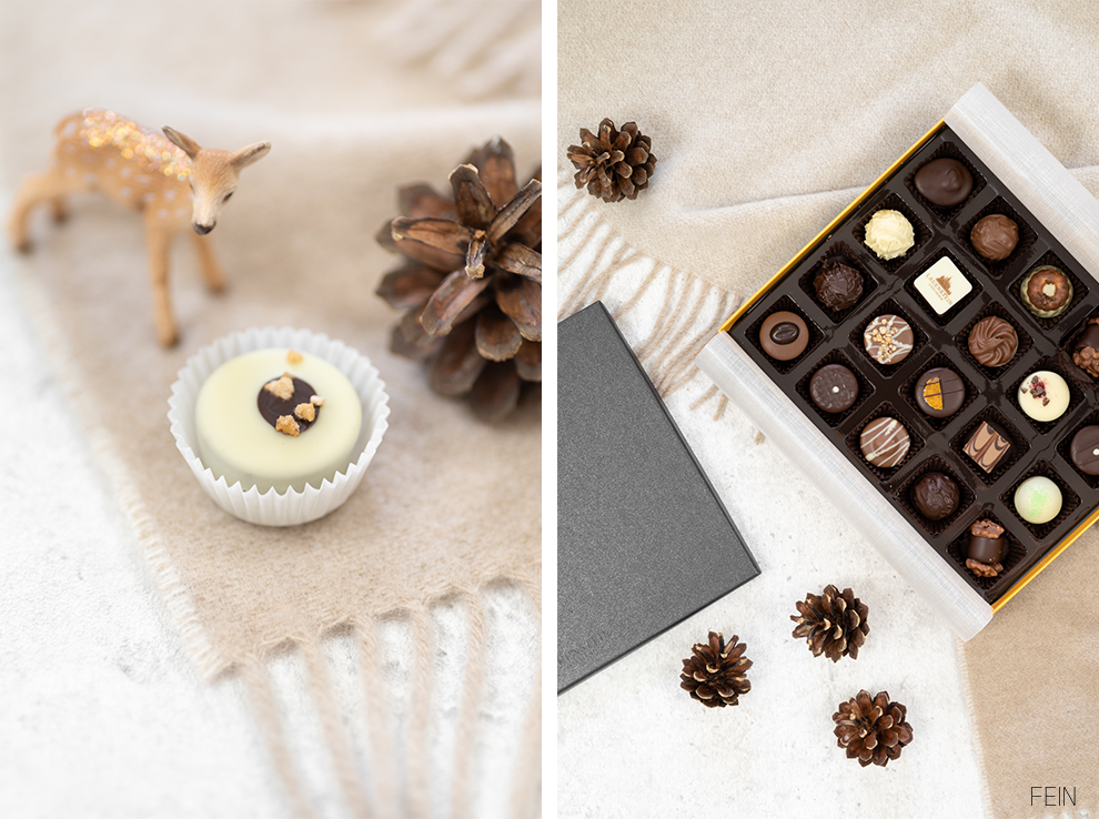Schokolade Pralinen Verschenken