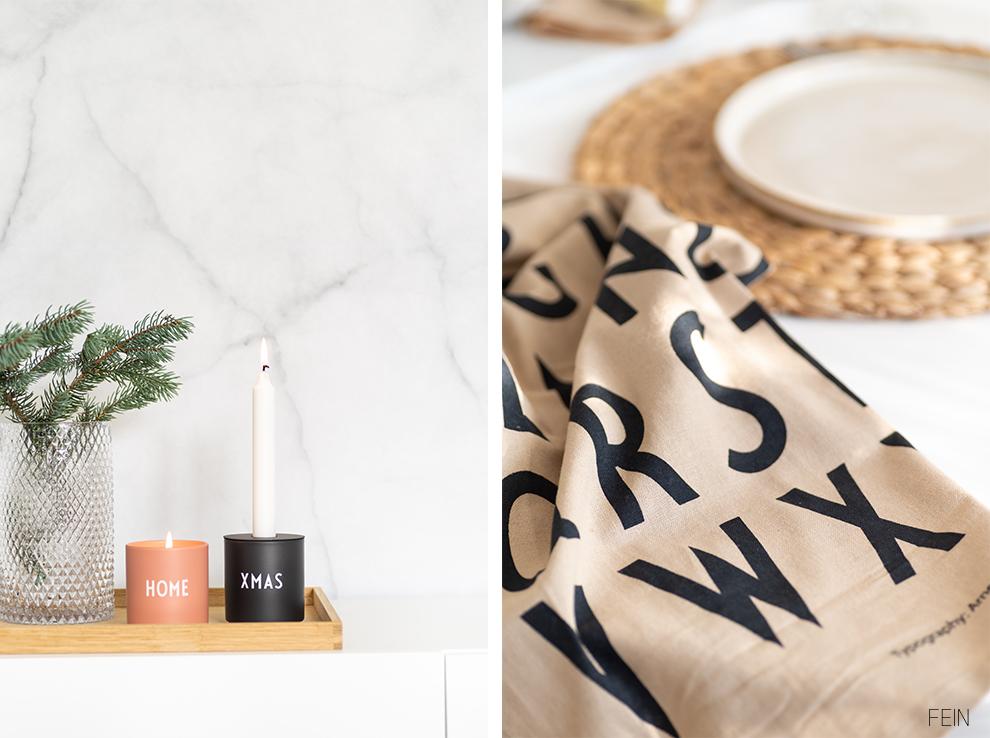 Adventszeit Design Letters