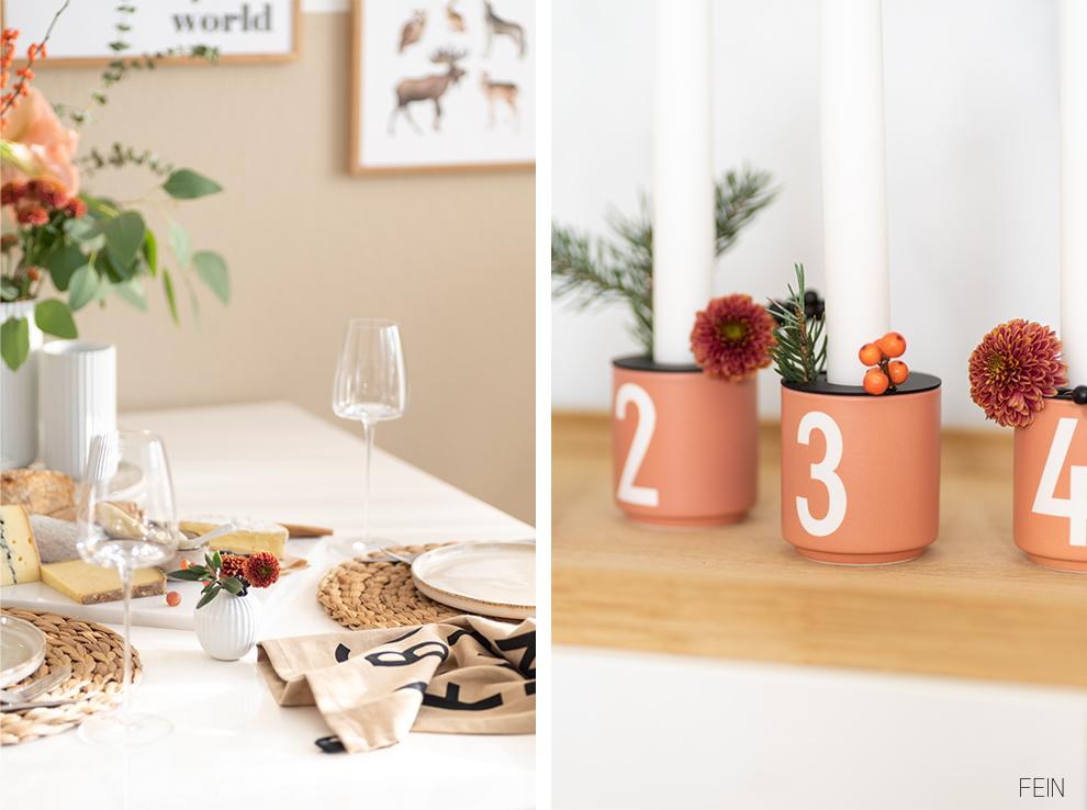 Adventszeit Design letters Advent