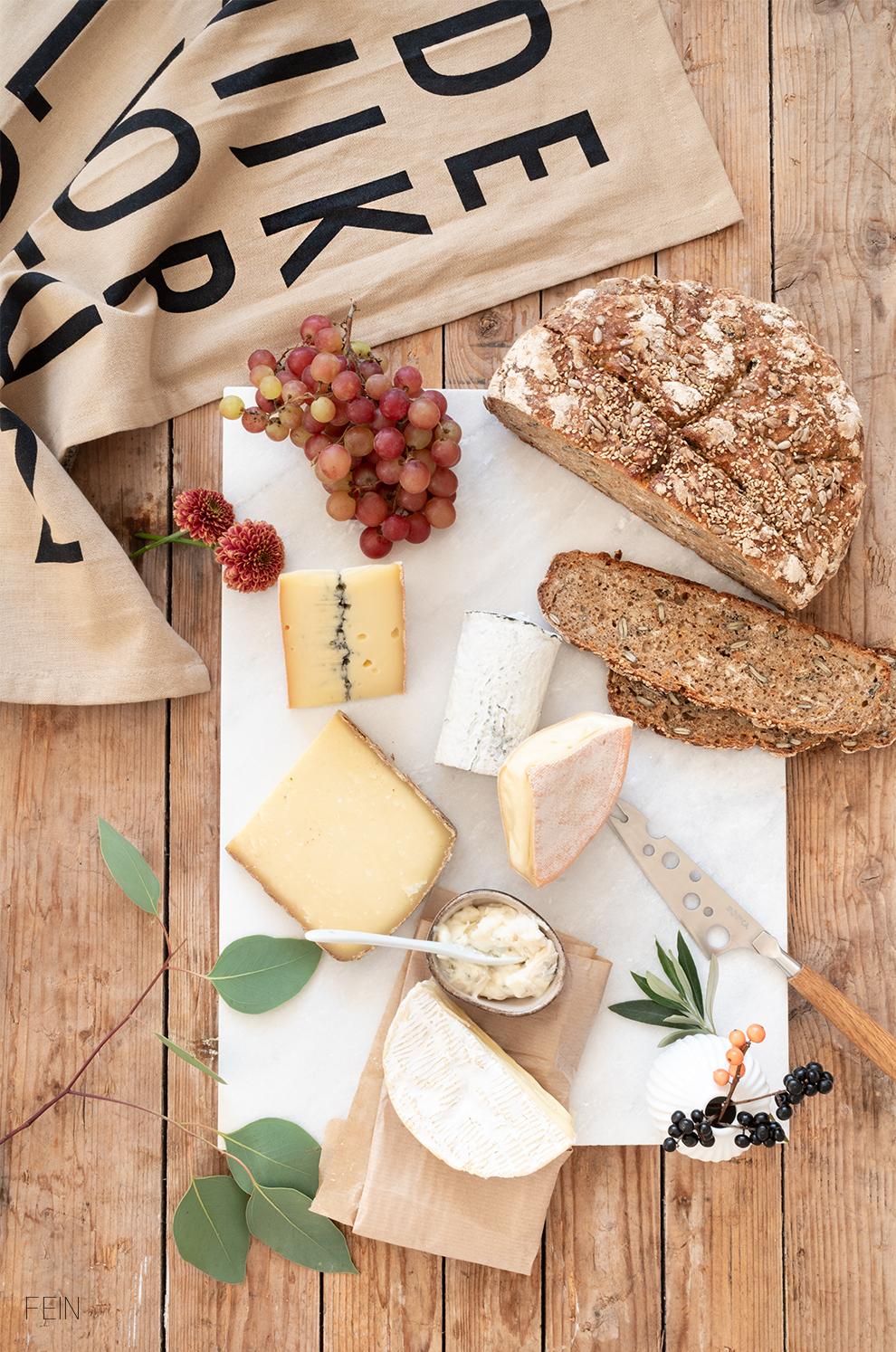 Adventszeit Käsegenuss Zuhause