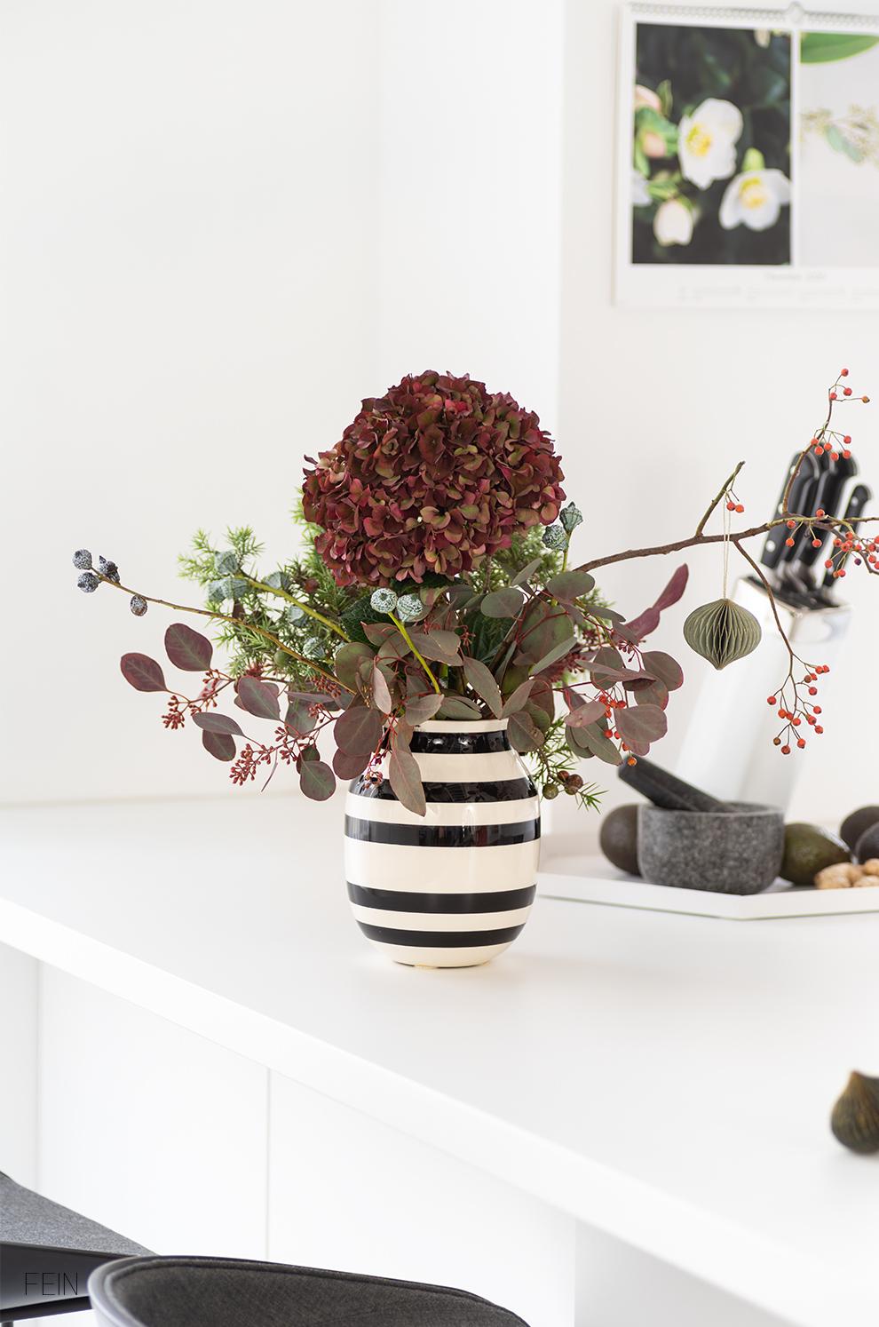 Geschenke Blumen Winter