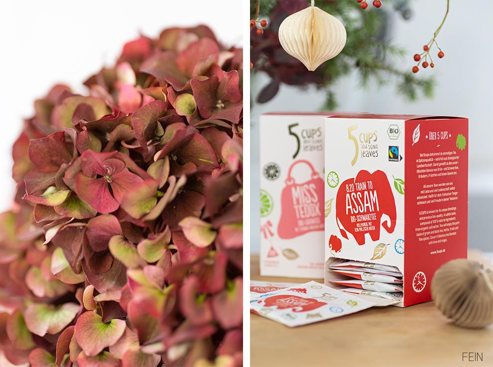 Geschenke Weihnachten Tee