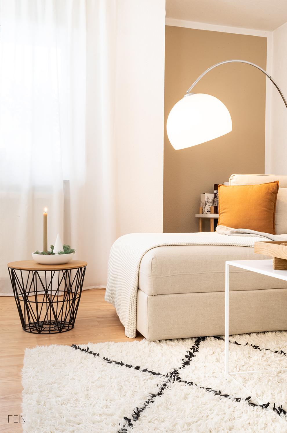 Winter Wohnzimmer