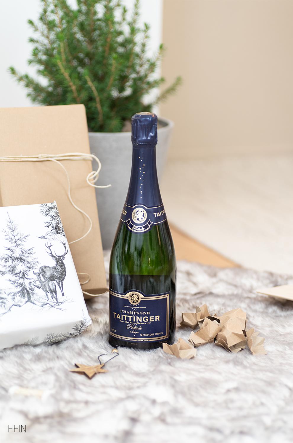 Getränke Geschenke Champagner