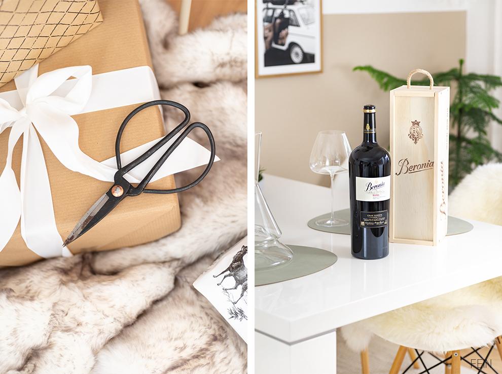 Getränke Geschenke Wein