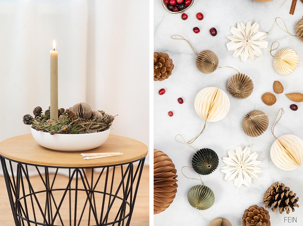 Weihnachtsdekoration Nordic