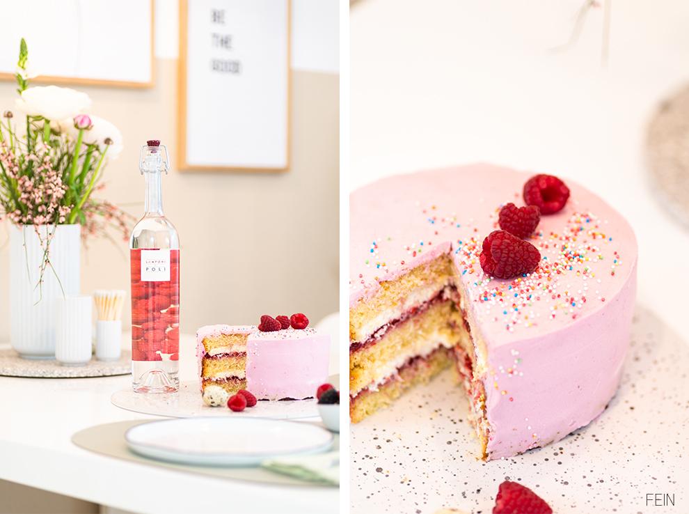 Himbeer Joghurt Torte Poli