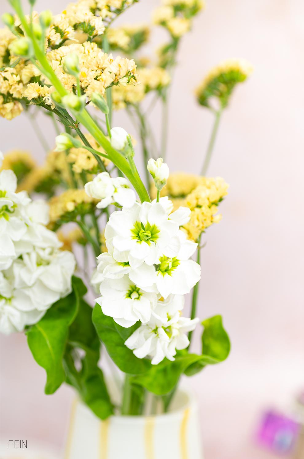 Grillen Blüten Sommer